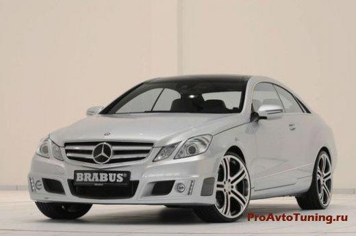 Купе Mercedes E500 от Brabus
