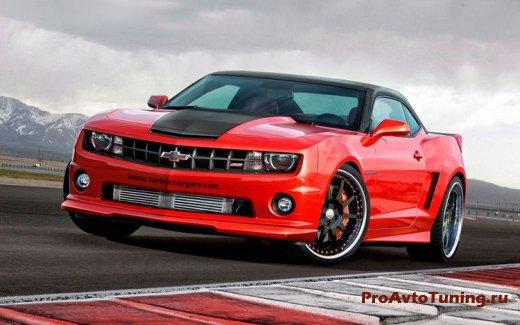 Chevrolet Camaro от бюро Artisan Performance