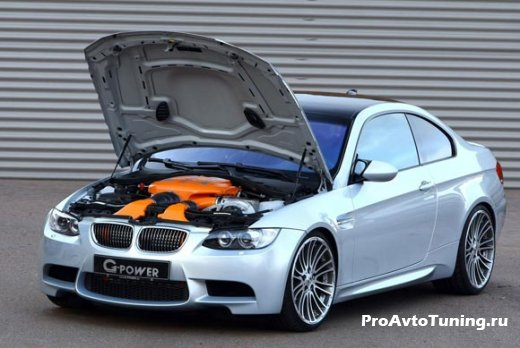 G-Power «прокачали» купе BMW M3