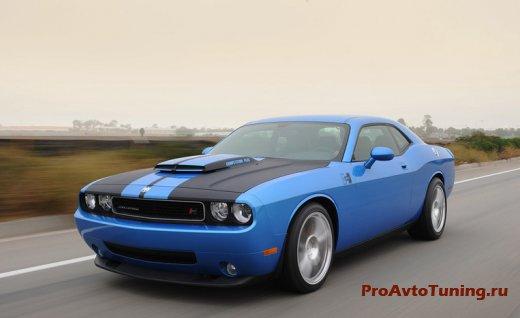 Dodge Challenger от Hurst