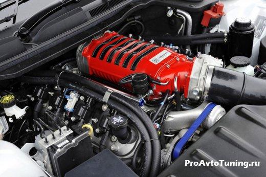 Двигатель LS из-под пера Walkinshaw