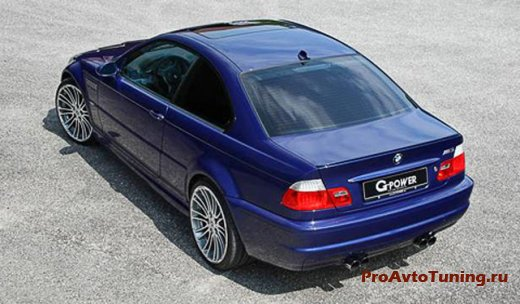 G-Power доработает старые BMW M3