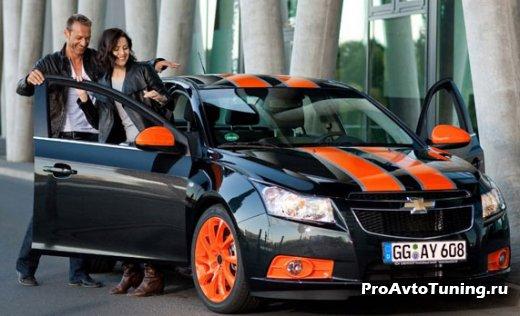 Chevrolet Cruze «трансформировался»