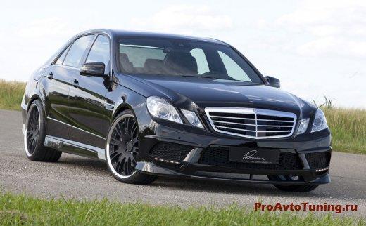 Mercedes E 50 CLR от LUMMA Design