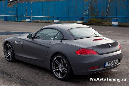 BMW Z4 E89 Back