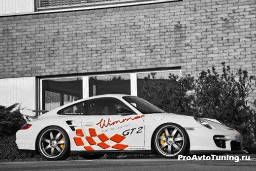 Speed Wimmer Porsche