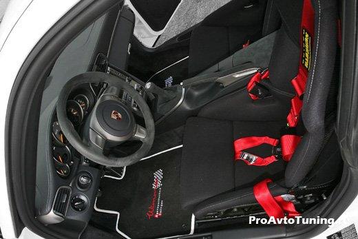 тюнинг салона Porsche GT2