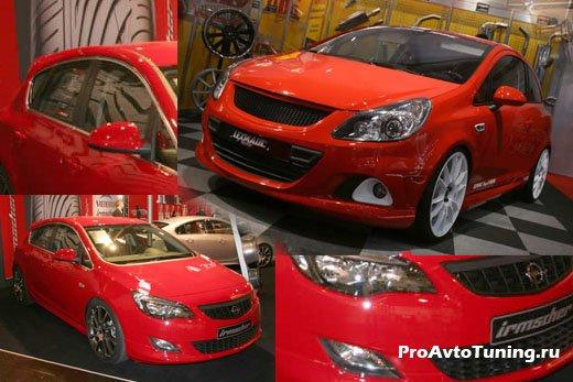 Opel Astra & Corsa