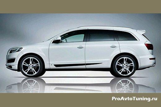 Audi Q7 by ABT