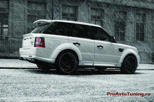 Kahn 2010 Range Rover Sport RS600