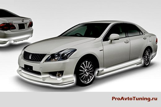 Modellista Toyota Crown