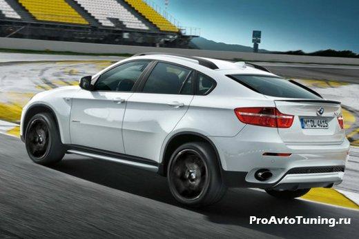 заводской тюнинг BMW X6