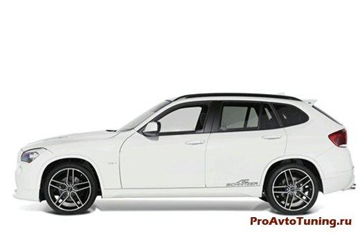 BMW X1 tuning
