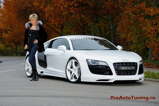 Audi R8 V8