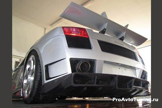 тюнинг Lamborghini Gallardo