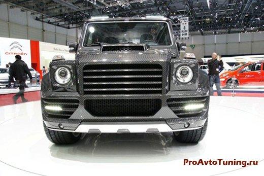 тюнинг Mercedes G 55 AMG