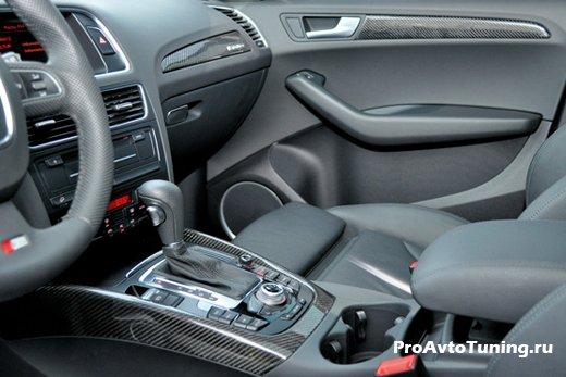 салон Audi Q5