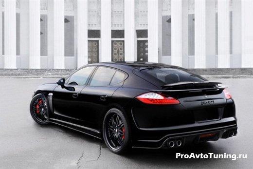 Porsche Panamera от TopCar