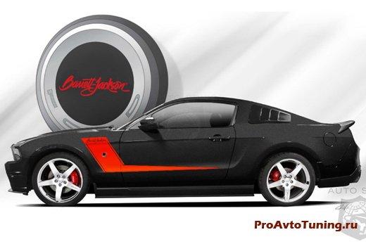 Barrett-Jackson Roush Mustang