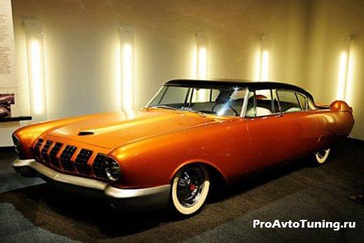 Mercury D-528 Concept Car «Beldone»