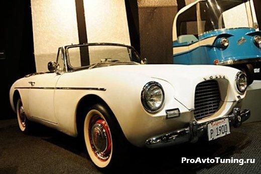 Volvo P-1900