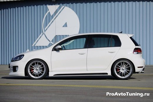 тюнинг VW Golf GTI