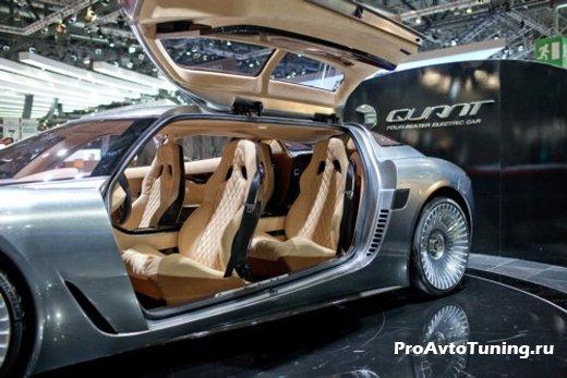 экологичный автомобиль