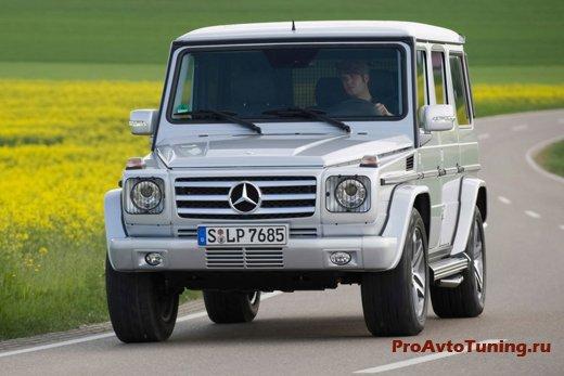 VÄTH Mercedes-Benz G55 AMG