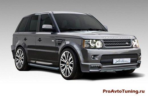 Range Rover Sport AR5 tuning
