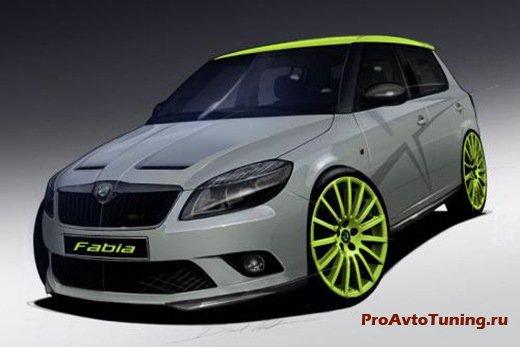 Octavia RS+ concept