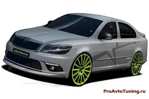 Octavia RS+