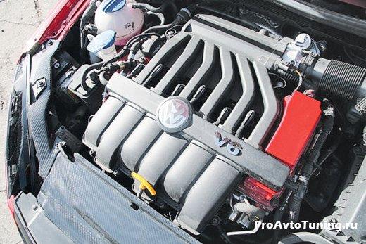 тюнинг мотора Scirocco