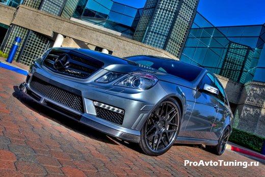 Vorsteiner Mercedes E63 AMG