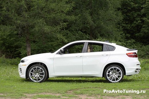 BMW X6 F16 Falcon