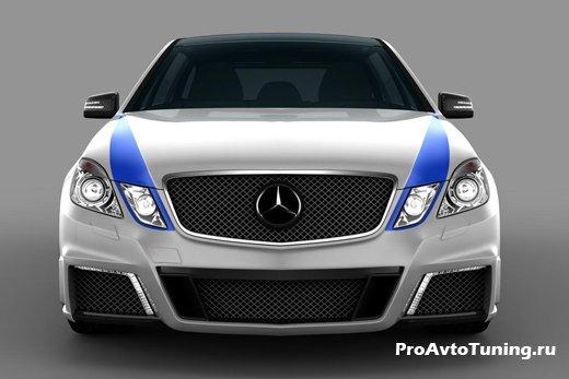 GWA-Tuning Mercedes E63 AMG Wagon