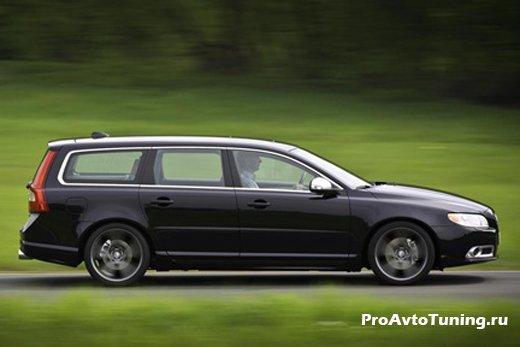 тюнинг Volvo V70 T6 AWD R-Design