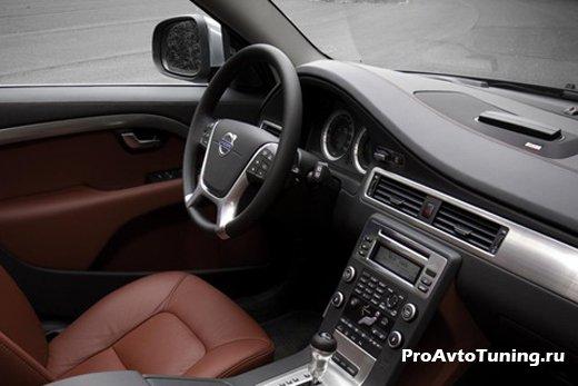 салон Volvo