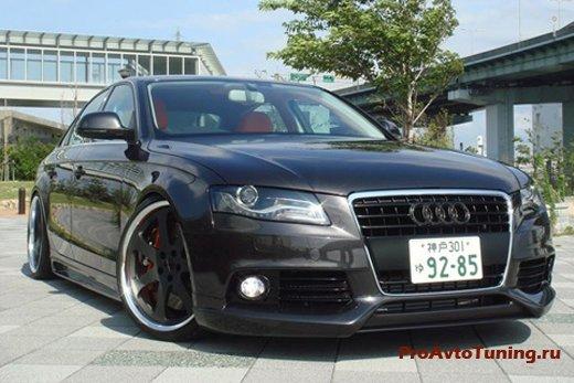 стайлинг Audi A4
