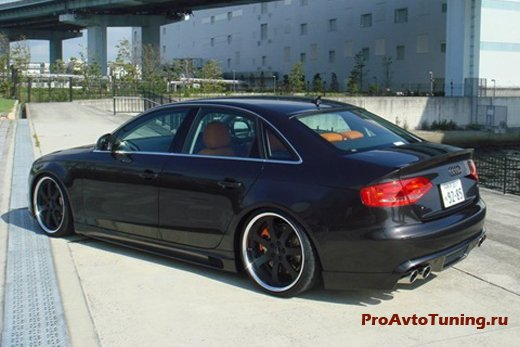 Audi A4 Rieger Tuning