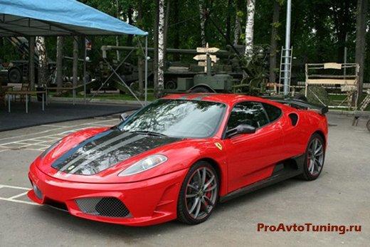 Ferrari 430 SD SU35