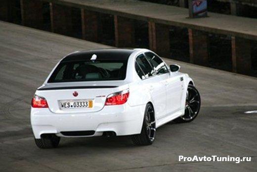 тюнинг двигателя BMW M V10