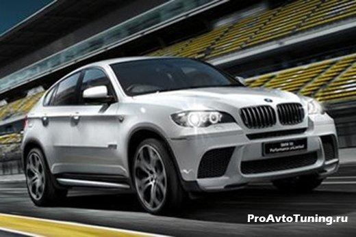 BMW X6 Performance