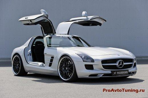 проект Mercedes-Benz SLS AMG