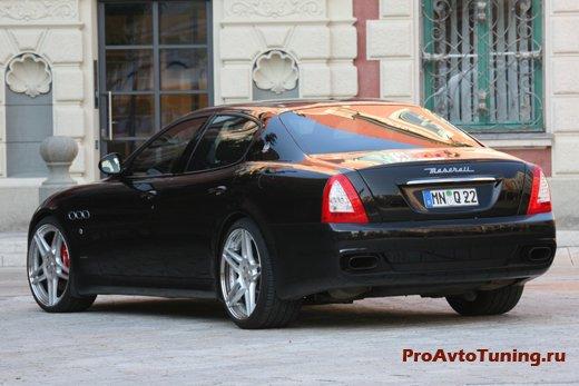 Maserati тюнинг