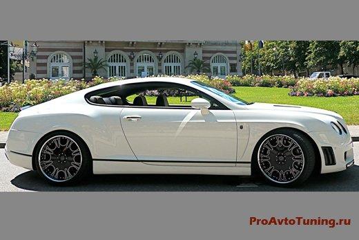 Anna Bizer Bentley Continental GT Speed