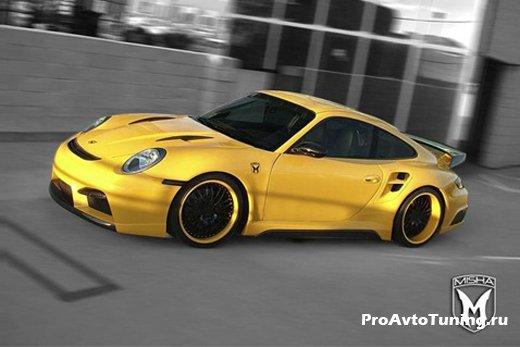 тюнинг Porsche 997 Turbo