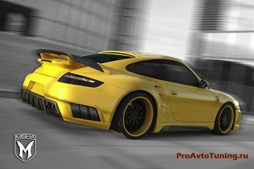 Misha Design Porsche