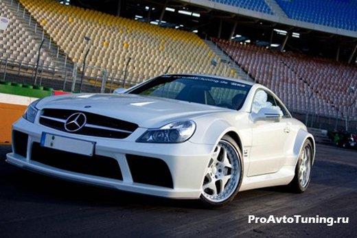 Mercedes SL65 AMG