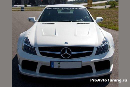тюнинг Mercedes SL65 AMG
