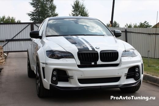 Met-R BMW X6